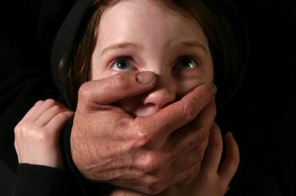 Image de la campagne anglaise contre les abus sexuels sur les enfants